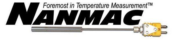 NANMACS HIGH TEMP THERMOCOUPLE ottenere buoni risultati per l'industria pesante