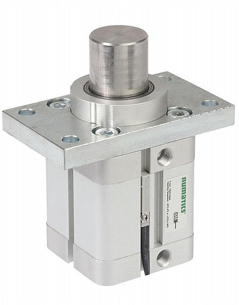 Pneumatic stopper cylinders designed for light and medium work holding and conveyor applications in the packaging, logistics and automotive industries