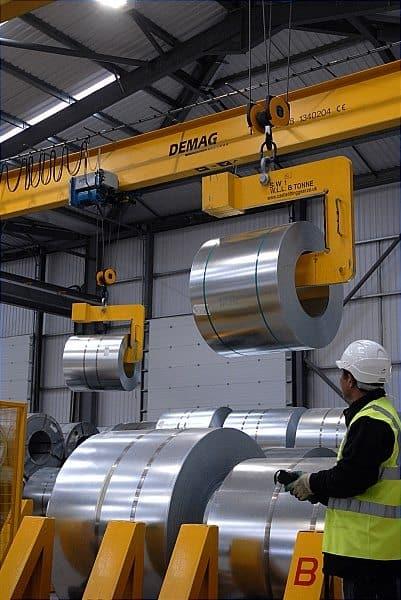 Materials handling specialist