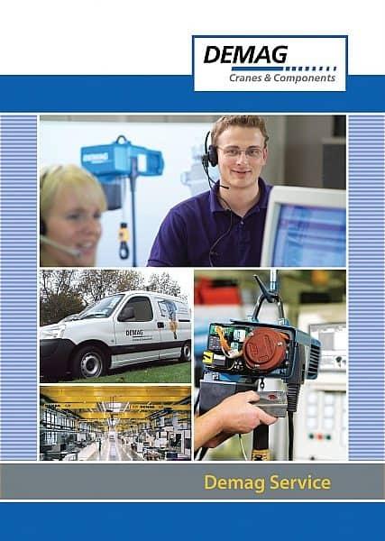Materials handling specialist, Demag Cranes & Components Ltd
