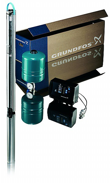 Highly efficient submersible pump