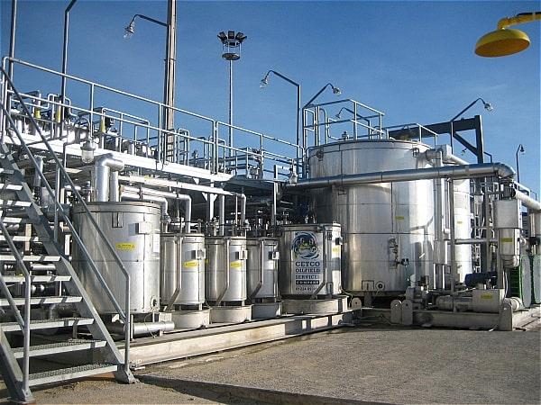 Нефтепромысловые услуги CETCO