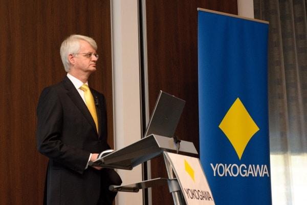 Yokogawa-Anwenderkonferenz