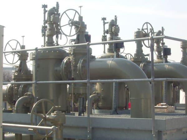 sistemi di oleodotti e gasdotti