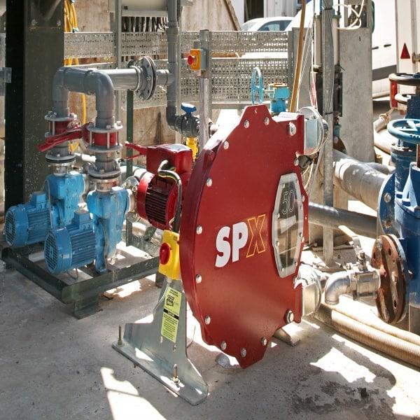 Bredel SPX50 high pressure peristaltic hose pump