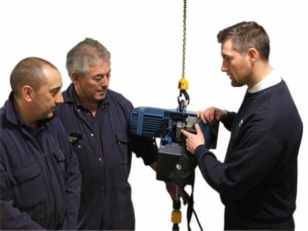 Lifting Equipment specialis
