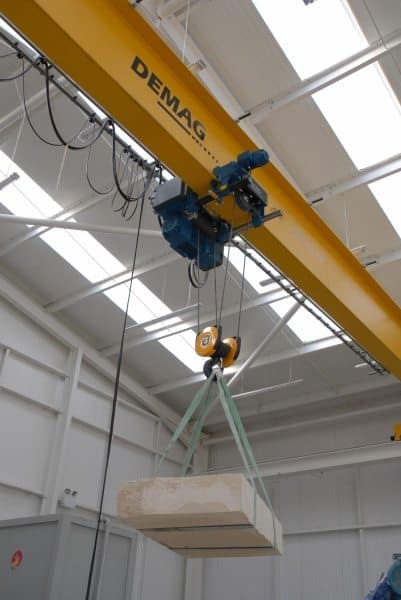 Lifting equipment manufacturer