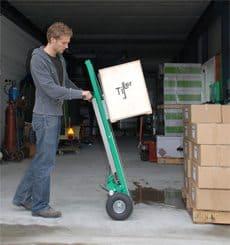 'Tiller' Electric Hand Truck