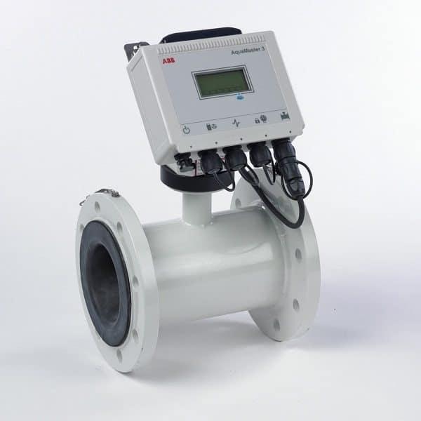 ABB elektromagnetiske flowmetre