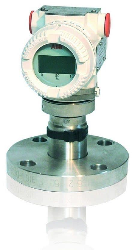 Transmissores de pressão ABB