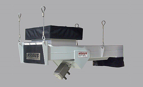 Kraus L-Series Vibratory Pan Feeder