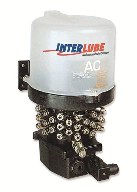 AC-Bereich von automatischen Schmierpumpen