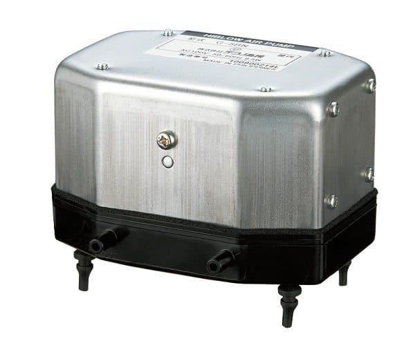 Membrankompressorer kompressorer og vakuumpumper