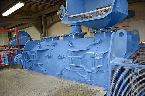 Flowcrete's Delta Blade mixer by JR Boone; slashed mixing time by 75%