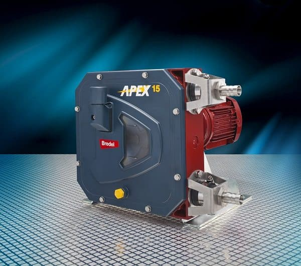 APEX hose pumps from Bredel