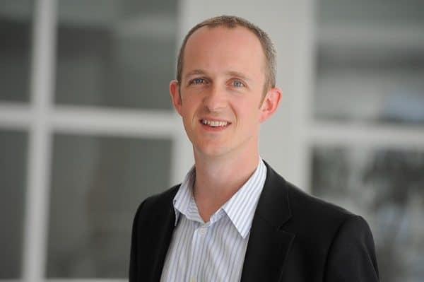 Simon Ellam van Siemens Industry Automation