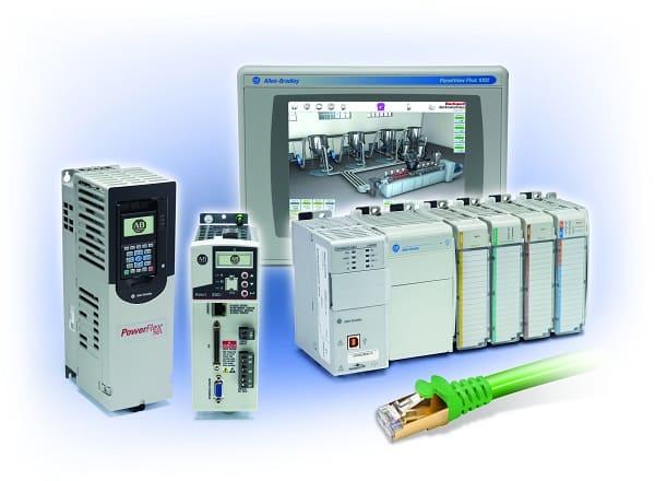 Allen-Bradley L1, L2 and L3 CompactLogix programmable automation controllers (PACs)