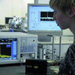 Yokogawa AQ6375 optischen Spektrumanalysator