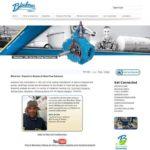Blackmer's vernieuwde website