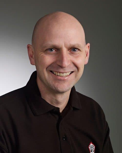 Peter Church, Managing Director of FB Chain UK