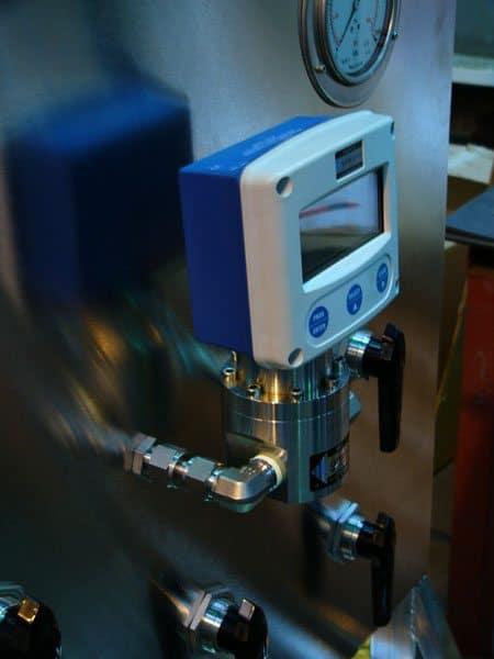 De VFF LF05 van de nieuwe litermeter