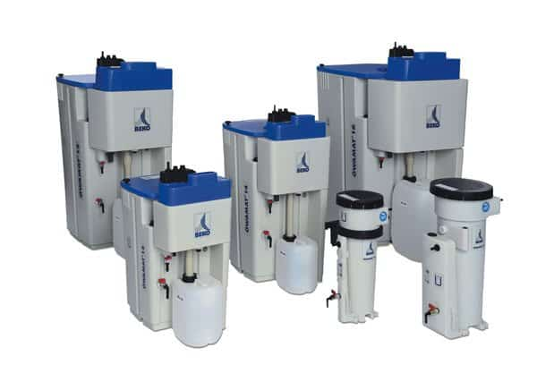 Le nouveau système de gestion de condensat de BEKO TECHNOLOGIES