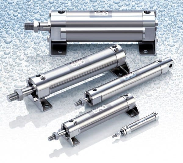 Den CG5 hygiejnisk cylinder