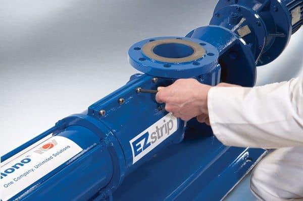 The EZstrip™ transfer pumps