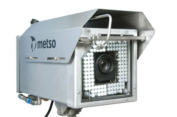Metso Process and Quality Vision system