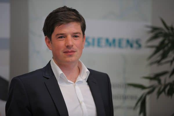 Steve Leech di Siemens Industry Automation