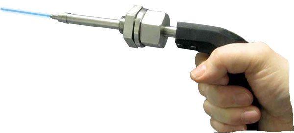 Metso OC, optical consistency transmitter.