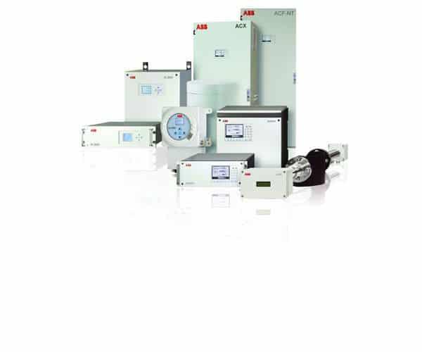 ABB Luft- und Gasanalysatoren