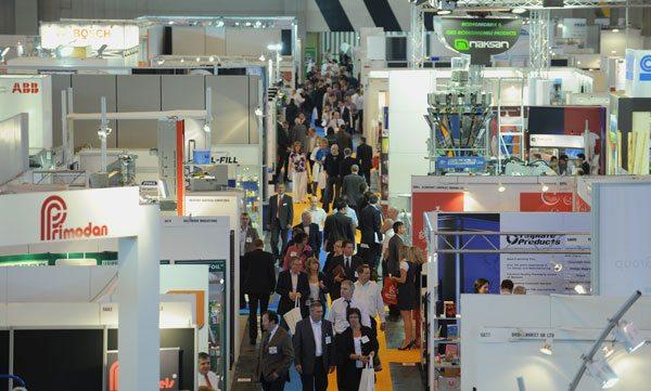 Den samlede Processing & Packaging Exhibition