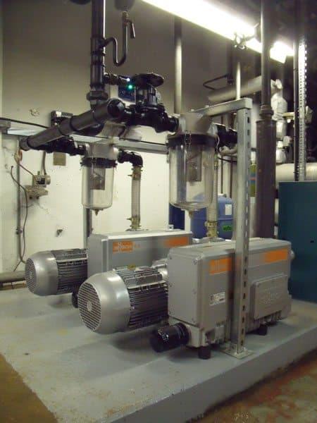 AxFlow,Vacuum pumps