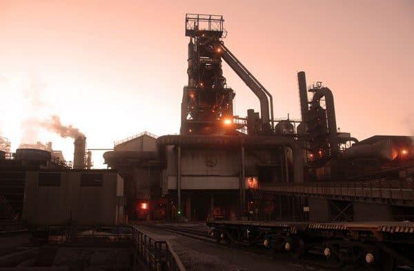 ABB, Tata Steel, energi høst, trådløs termoelement