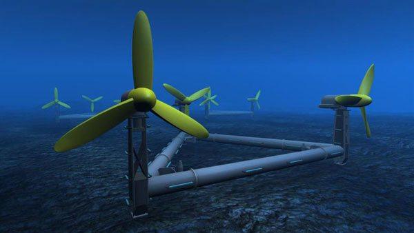 Siemens, DeltaStream, Tidal Energy