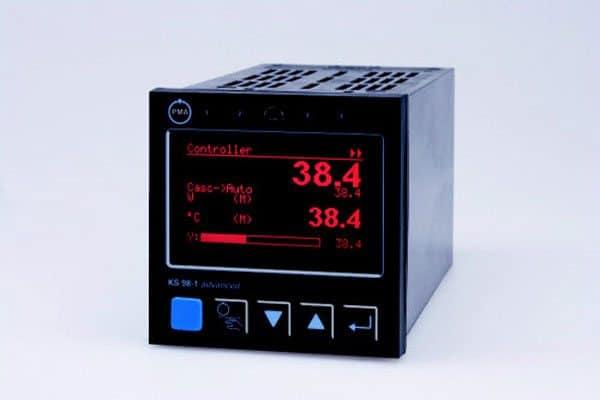 West Control Solutions, PMA, KS 98-1, контроль температуры, управление технологическими процессами
