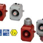 intrinsically safe alarm horn sounders