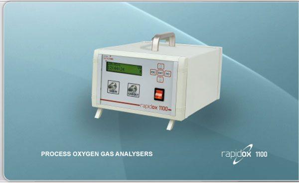 Rapidox 1100ZF PFC-Zirkonia-Sauerstoff-Analyser
