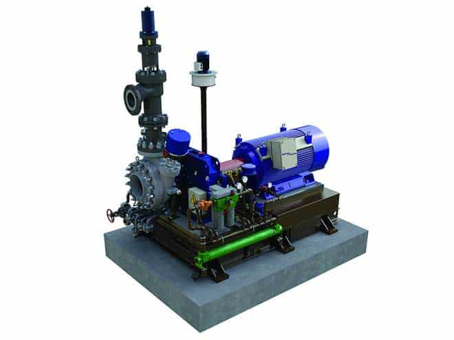 Microturbines turn steam pressure reduction into electricity to cut utility  costs - Process Industry Informer