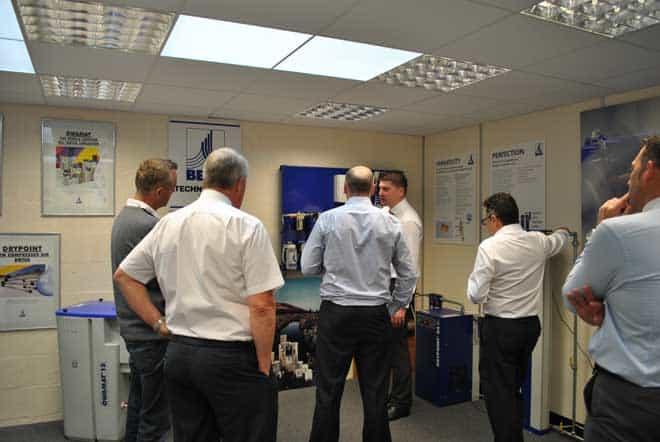 Training for Mattei Compressors