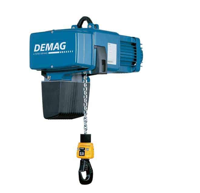 Demag DC ProDC chain hoists