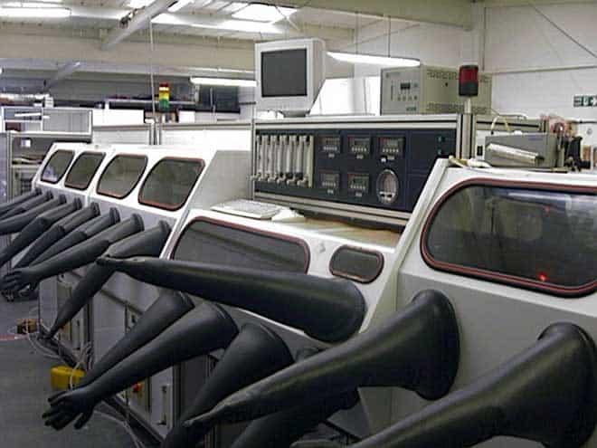 Systech Handschuhfach