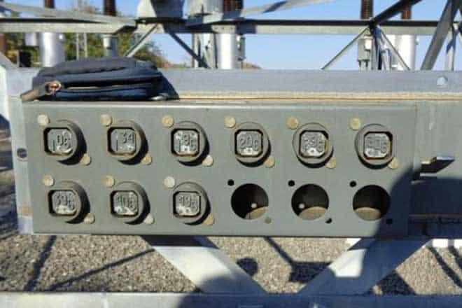 power station safety interlocks