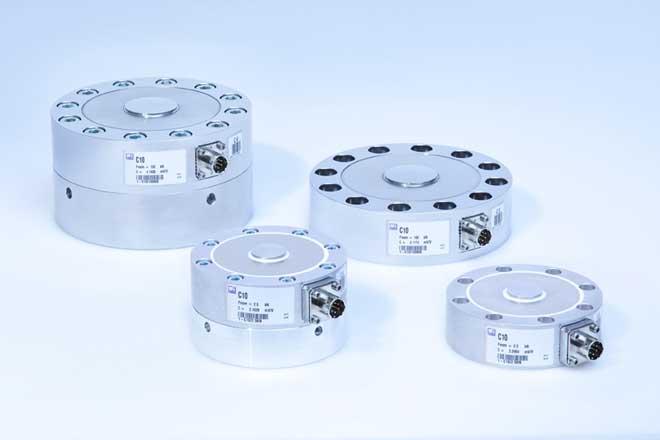 C10 compressive force transducer
