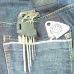 bolso chave de segurança