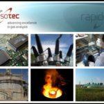 Analisadores de gás Rapidox