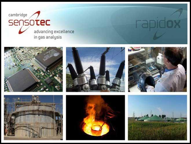 Rapidox Gasanalysatoren