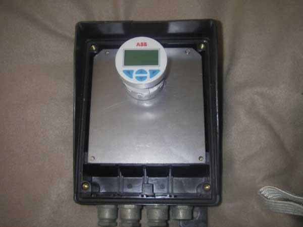 Kopf montiert Temperatur-Transmitter