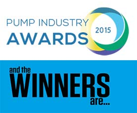 ¡Los ganadores de 2015 Pump Industry Awards!